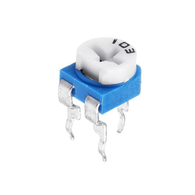 10K ohm Variable Resistor - Trimpot (RM065 Package) - 2 Pieces pack