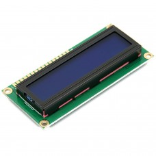 16x2 (1602) Character Blue Backlight LCD Display