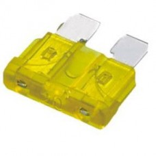 20 Amp Car Blade Fuse - 2 Pieces Pack