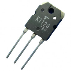 2SK1120 MOSFET - 1000V 8A N-Channel Power MOSFET TO-3PN Package