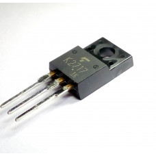 2SK2717 MOSFET - 900V 5A N-Channel Power MOSFET TO-220F Package