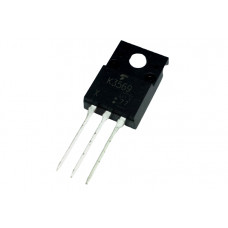 2SK3569 MOSFET - 600V 10A N-Channel Power MOSFET TO-220F Package