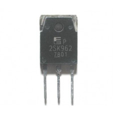 2SK962 MOSFET - 900V 8A N-Channel Silicon Power MOSFET TO-3P Package