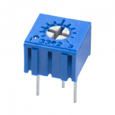 100 Ohm Variable Resistor (3362 Package) - Trimpot Trimmer Potentiometer