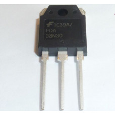 38N30 MOSFET - FQA38N30 300V 38.4A N-Channel Power MOSFET TO-3 Package