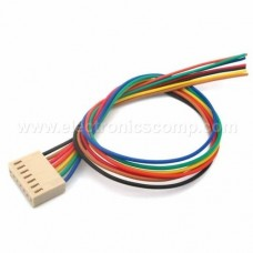 7 Pin RMC - Polarized Header Wire/Cable  - Relimate Connector