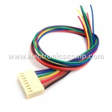 8 Pin Polarized Header Wire/Cable  - Relimate Connector
