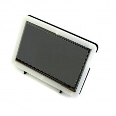 Acrylic Case for 7-Inch Display and Raspberry Pi