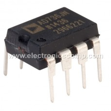 AD736 IC - True RMS to DC Converter IC