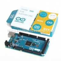 Arduino Mega 2560 Original (Made in Italy) with free USB Cable