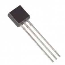 BS107 MOSFET - 200V 250mA N-Channel Small Signal Mosfet TO-92 Package