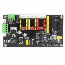 CNC Three Axis Stepper Motor Drive Controller Motherboard compatible with Arduino