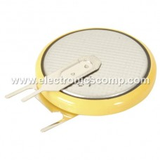 CR2032 - 3V Lithium Coin Battery - PCB Mount