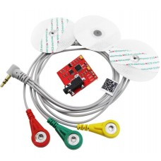 EMG Muscle Sensor Module V3.0 with Cable And Electrodes