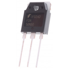FDA50N50 MOSFET - 500V 48A N-Channel Power MOSFET TO-3PN Package