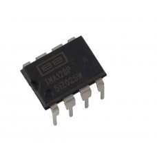 INA128 Low Power Instrumentation Amplifier IC DIP-8 Package