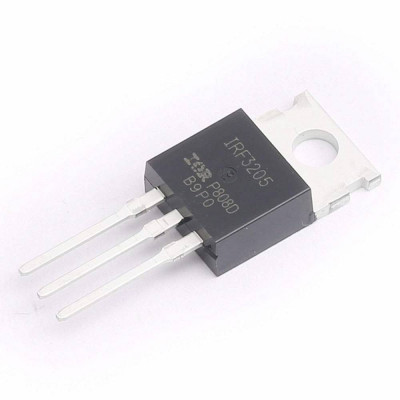 IRF3205 MOSFET - 55V 110A N-Channel HEXFET Power MOSFET TO-220 Package
