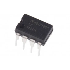 LF412 Dual JFET Input Operational Amplifier IC DIP-8 Package