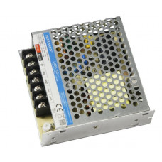 LM50-10D0512-20 Mornsun SMPS - (5V 6A) and (12V 2A) - 54W AC/DC Enclosed Switching Dual Output Power Supply