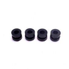 M3 Anti Vibration Rubber Damper Balls For FPV F4, F7 Flight Controller - 4 Pieces Pack