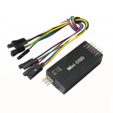 Mini OSD with Plastic shell FOR APM 2.6/2.8