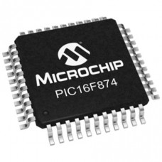 PIC16F874 Microcontroller - SMD TQFP-44 Package