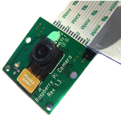 Raspberry Pi 5MP Camera Module with Cable
