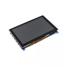 Waveshare 5 Inch Capacitive HDMI LCD Display (H) 800x480