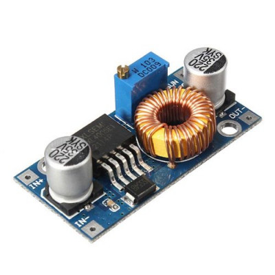 XL4005 - 5A - DSN5000 - High Current - DC-DC Adjustable Step-Down Power Supply Module